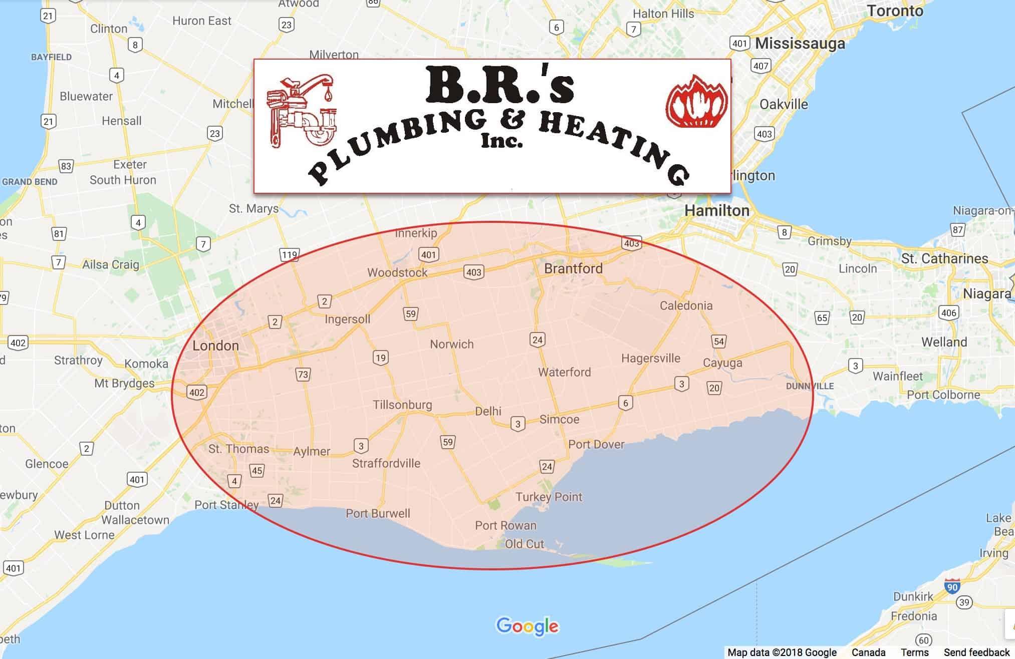 BR's Tillsonburg Plumbing