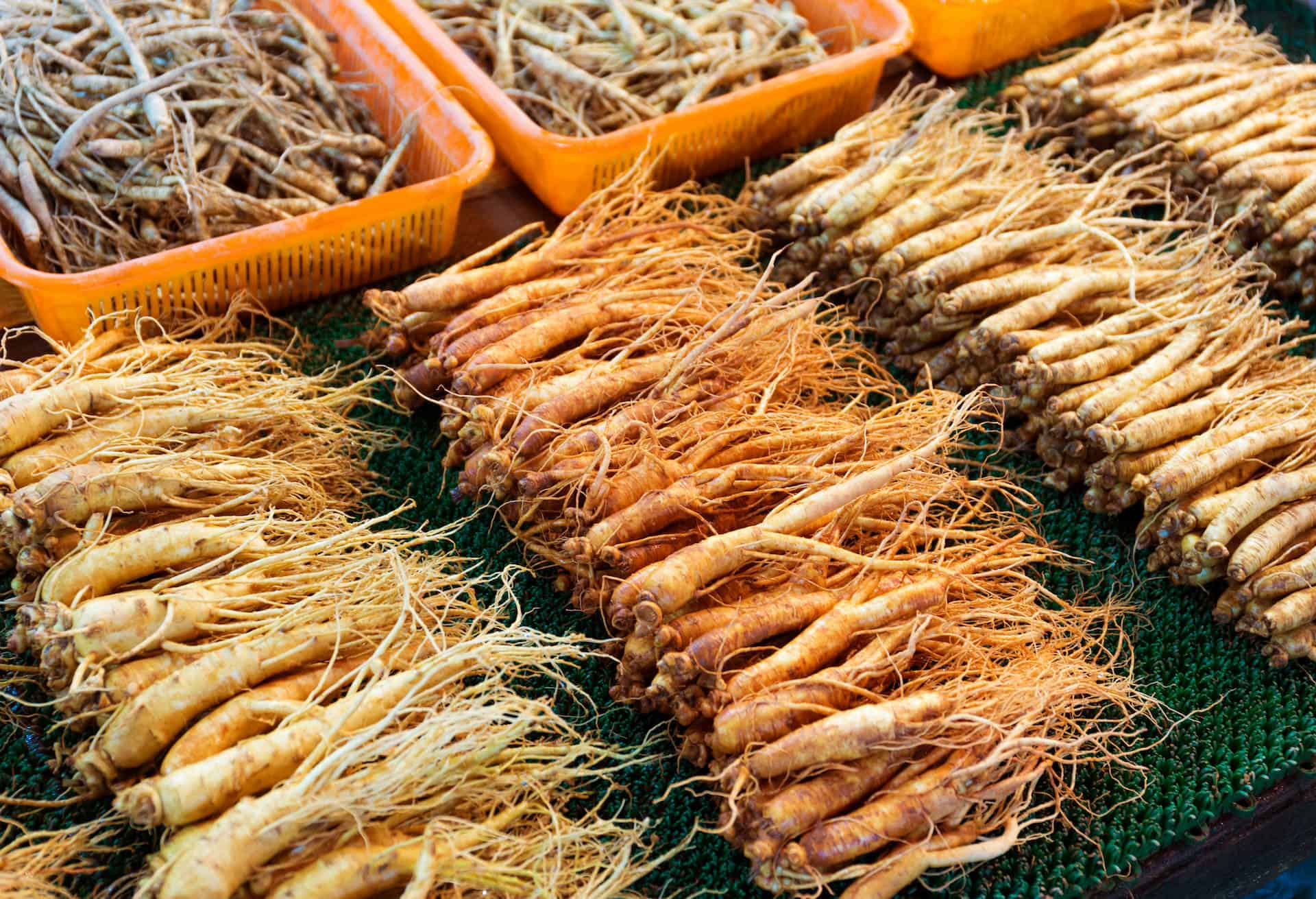 Canadian Local Ginseng